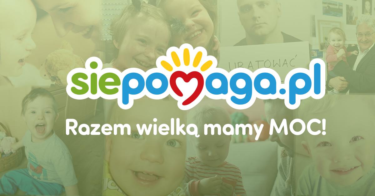 Siepomaga.pl | Największy w Polsce portal zbiórek charytatywnych